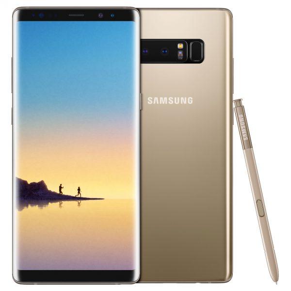 Samsung galaxy note8gull